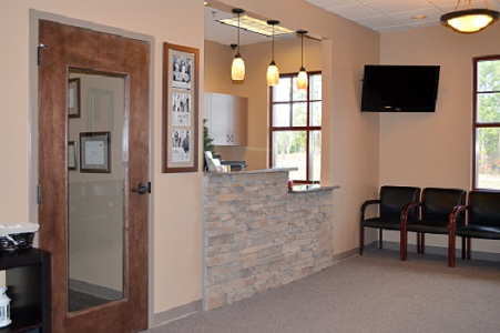 Hamilton Mill Oral and Facial Surgery Centers Waiting Room