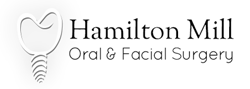 Hamilton Mill Oral & Facial Surgery, Yadira Cardona-Rohena, DMD logo for print